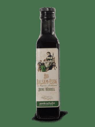 Bio Balsamessig – Birne-Weichsel Balsam