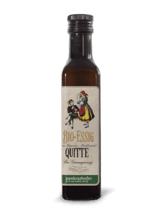 Bio Gärungsessig – Quitte
