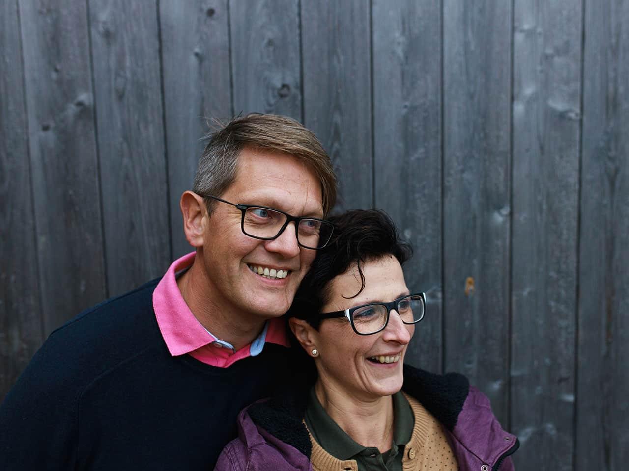 Eva und Norbert vom Pankrazhofer Bio Muehlviertel Natur Wertschätzung 1