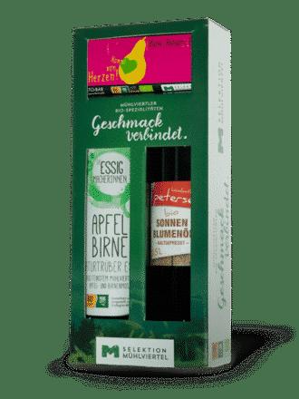 Geschmack verbindet – Essig, Öl und Schoko