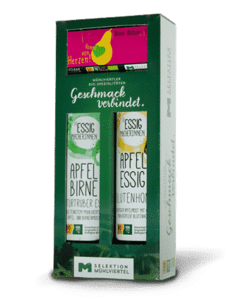 Geschmack verbindet – Essig und Schoko