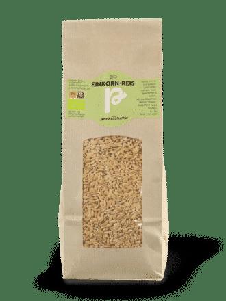 Bio Einkorn-Reis