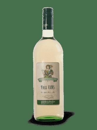 Bio Apfel-Birnen Most – Fass Eins 1l