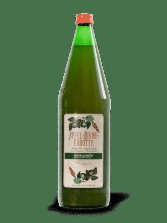 Bio Direktsaft – Apfel-Birne-Karotte 1l