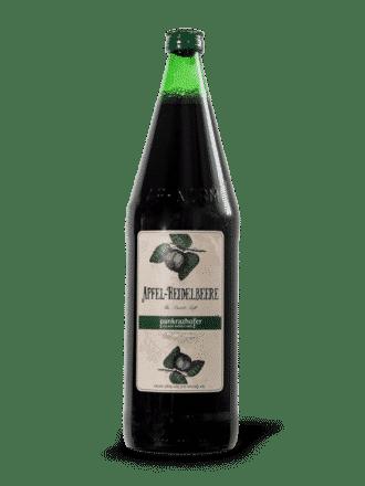 Bio Direktsaft – Apfel-Heidelbeere 1l