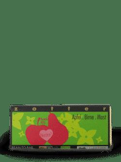 Bio Zotter Schokolade – Apfel-Birne-Most