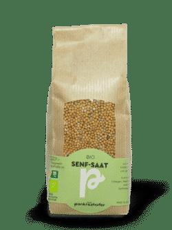 Senfkörner zum Einlegen und Würzen Bio